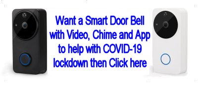 Smart Wi-Fi Video Door Bell from Multicraft Security Systems