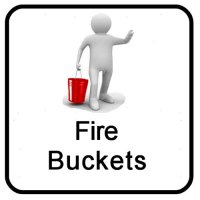 NorthWest Security Systems Fire Buckets for North West England