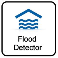 Multicraft Security Systems Flood Detectors