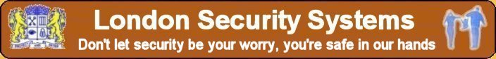 London Security Systems Banner
