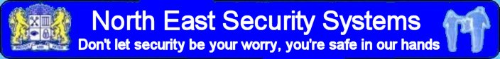 North East Security Systems Banner
